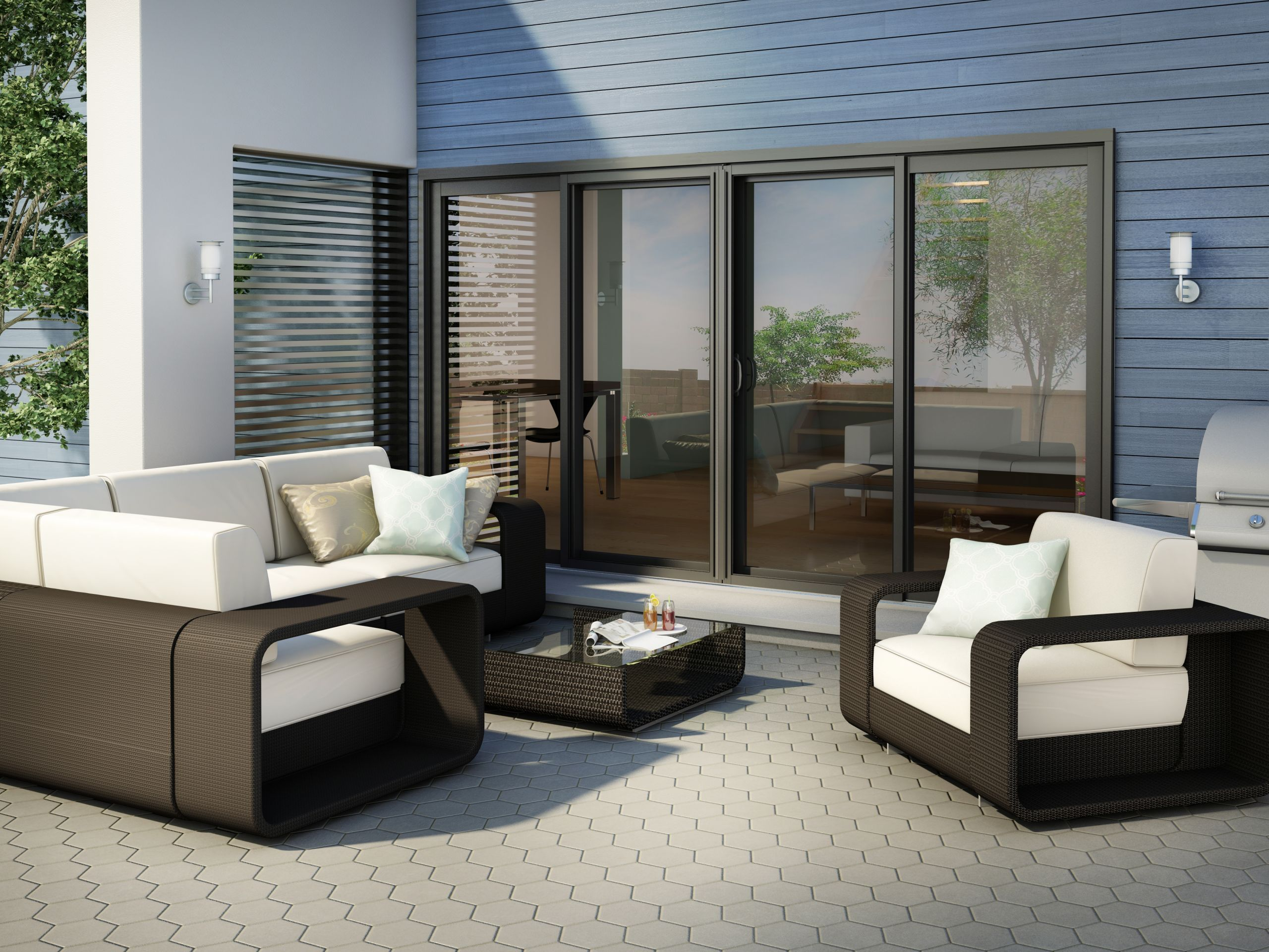 Sliding Patio Door Replacement for Residential Home
